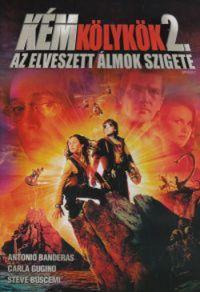 Kémkölykök 2.: Az elveszett álmok szigete DVD