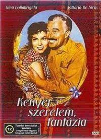 Kenyér, szerelem, féltékenység DVD