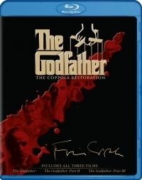 Keresztapa Blu-ray