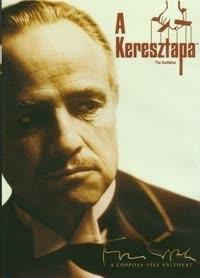 Keresztapa DVD