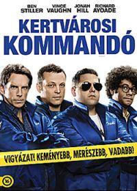 Kertvárosi kommandó DVD