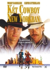 Két cowboy New Yorkban DVD