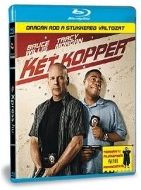 Két kopper Blu-ray