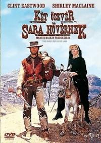Két öszvért Sára nővérnek DVD
