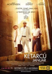 Kétarcú január DVD