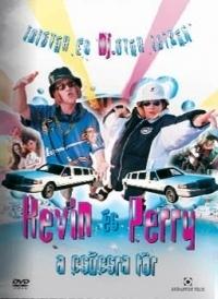 Kevin és Perry a csúcsra tör DVD