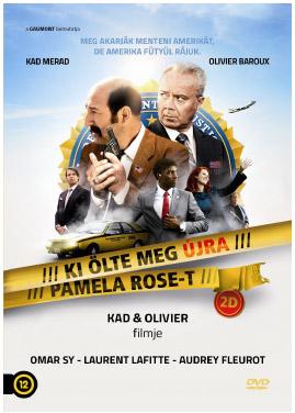 Ki ölte meg Pamela Rose-t? DVD