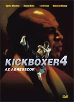 Kickboxer 4. - Az agresszor DVD