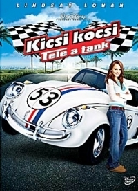 Kicsi kocsi - Tele a tank DVD
