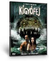 Kígyófej DVD
