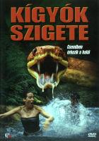 Kígyók szigete DVD