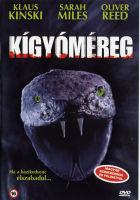 Kígyóméreg DVD