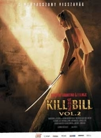 Kill Bill, Volume 2 DVD