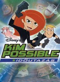 Kim Possible: Az időutazás DVD