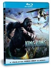 King Kong Blu-ray