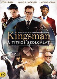 Kingsman - A titkos szolgálat DVD