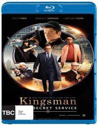 Kingsman - A titkos szolgálat Blu-ray