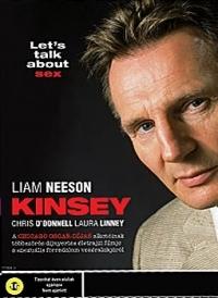 Kinsey - Mindenki másképp csinálja DVD