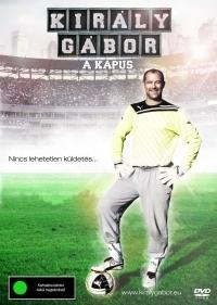 Király Gábor - A kapus DVD