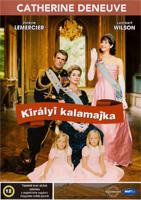Királyi kalamajka DVD