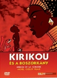 Kirikou és a boszorkány DVD