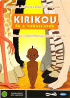 Kirikou és a vadállatok DVD