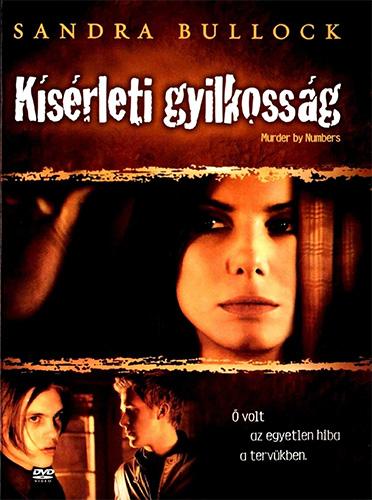 Kísérleti gyilkosság DVD