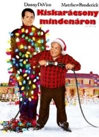 Kiskarácsony mindenáron DVD