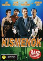 Kismenők DVD