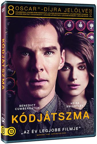 Kódjátszma DVD