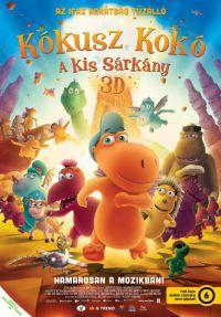 Kókusz Kokó, a kis sárkány DVD