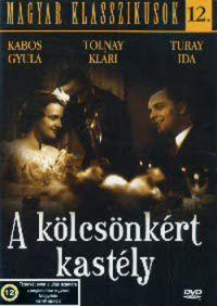 Kölcsönkért kastély DVD