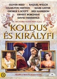 Koldus és királyfi DVD