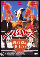 Koldusbottal Beverly Hillsben DVD
