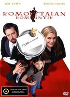 Komolytalan komornyik DVD