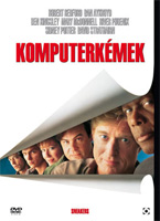 Komputerkémek DVD