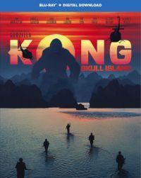 Kong: Koponya-sziget Blu-ray