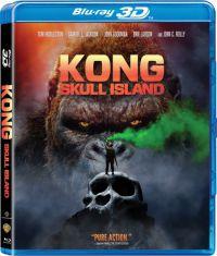 Kong: Koponya-sziget 2D és 3D Blu-ray