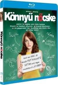 Könnyű nőcske Blu-ray