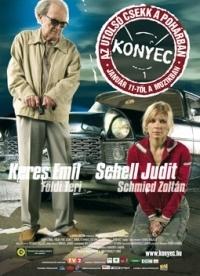 Konyec - Az utolsó csekk a pohárban DVD