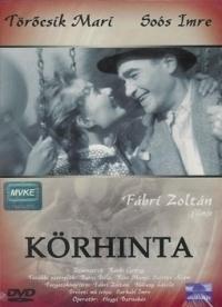 Körhinta DVD