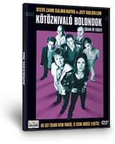 Kötöznivaló bolondok DVD