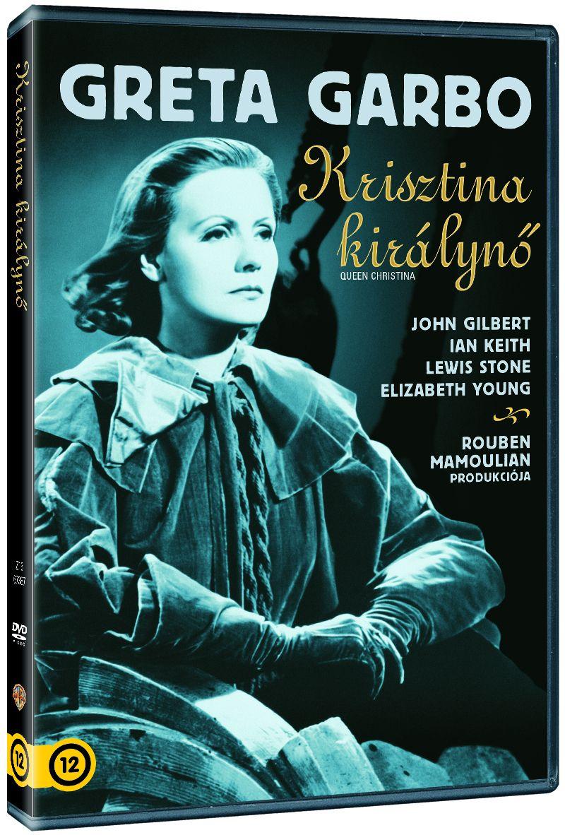 Krisztina királynő DVD