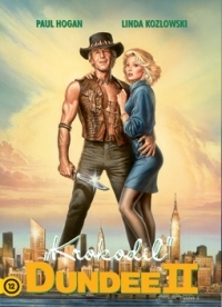 Krokodil Dundee 2. DVD