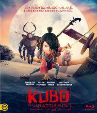 Kubo és a varázshúrok 2D és 3D Blu-ray