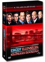 Különleges ügyosztály DVD