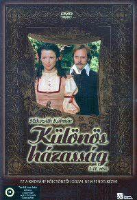 Különös házasság DVD