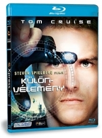 Különvélemény Blu-ray