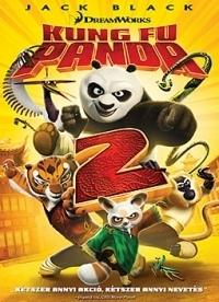 Kung Fu Panda 2. DVD