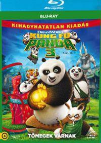 Kung Fu Panda 3. Blu-ray